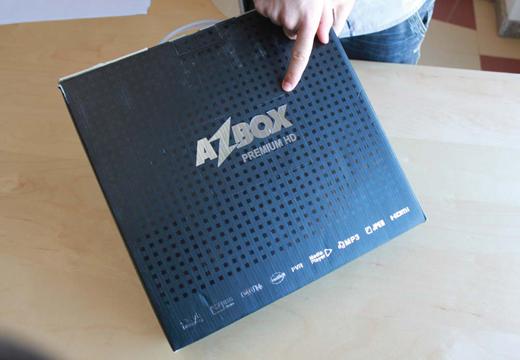 Упаковка клона AZBOX