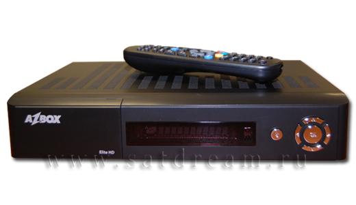 Спутниковый ресивер AZBOX Elite HD
