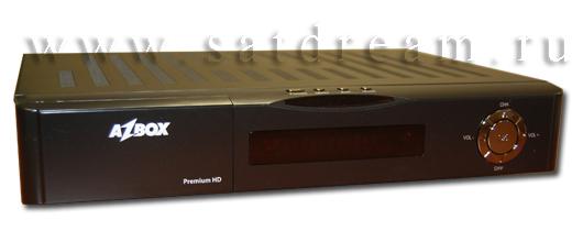 Спутниковый ресивер AZBOX Premium HD